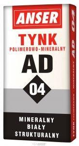 tynk polimerowo-mineralny